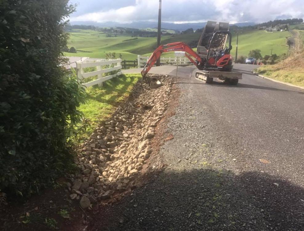 drainage auckland